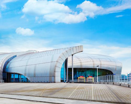 大型场馆-广东省广州市花都区亚运新体育馆