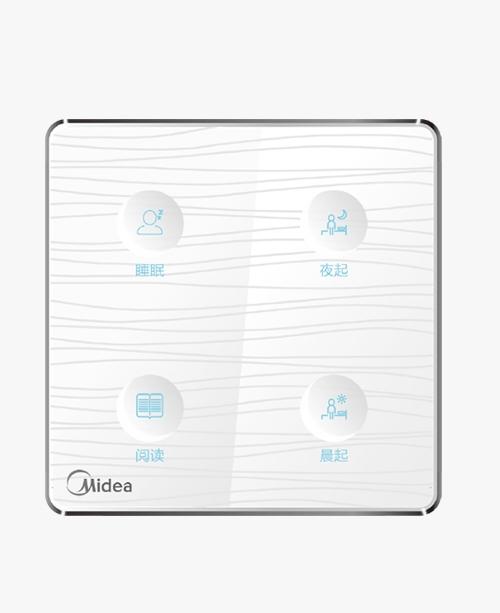 卧室场景面板MOPL-SB041