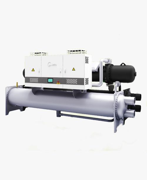 MC高效降膜式变频螺杆式冷水机组SCWE200HV
