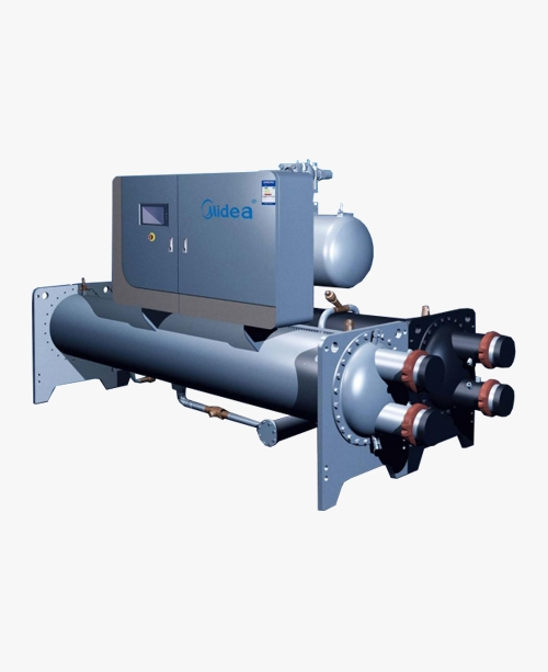 MC-H高效降膜式螺杆冷水机组