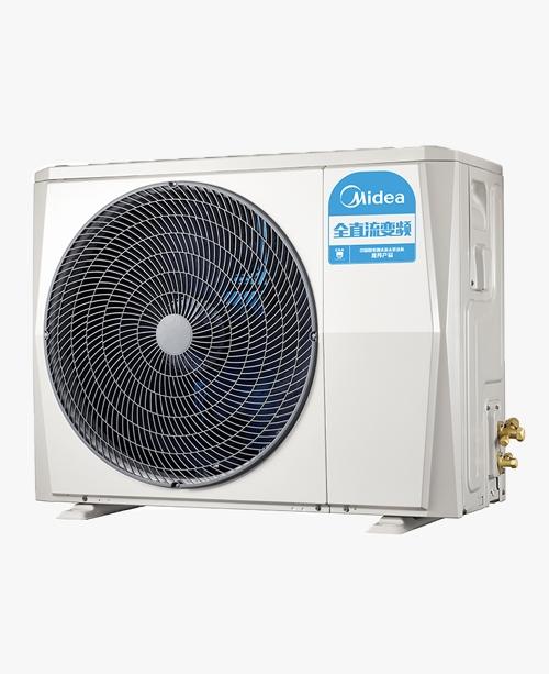 美的家用中央空调TR+全直流变频风管机系列