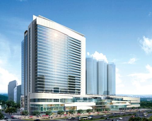 大型场馆-广东省佛山市希尔顿酒店