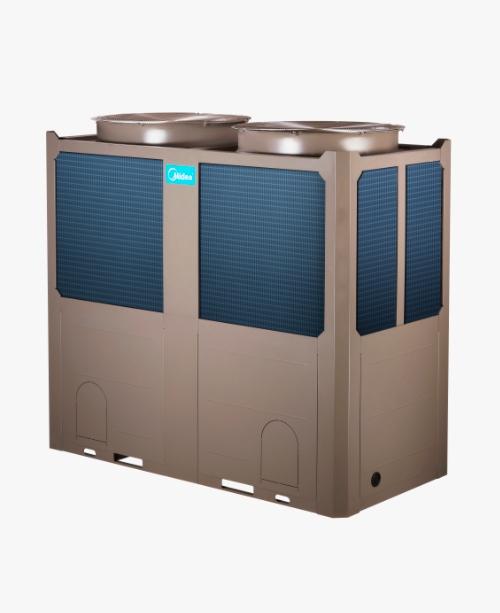 H型风冷热泵模块机组