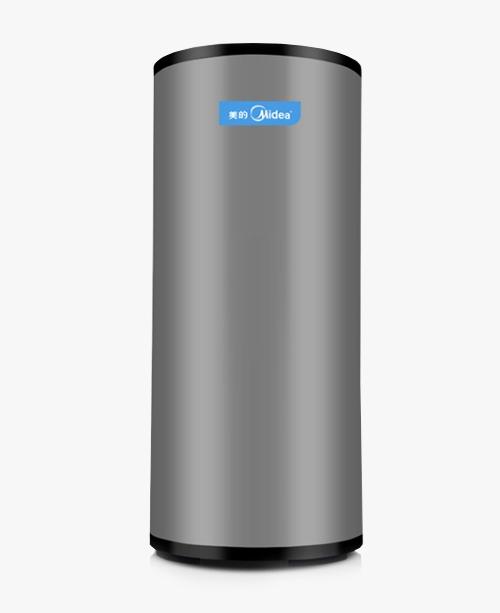 美的空气能热水器逸泉别墅机商用家用电热水器300升 RSJF-40/RDN3-300/E(E2)