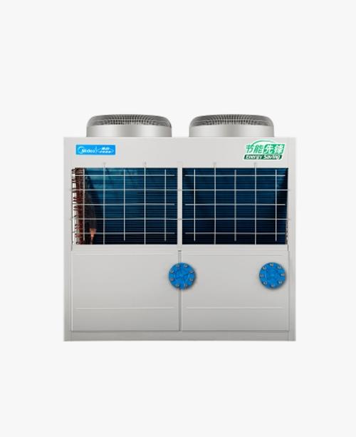 美的商用空气能热水器-钛合金循环机