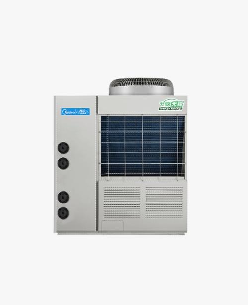 美的商用空气能热水器-冷回收循环机