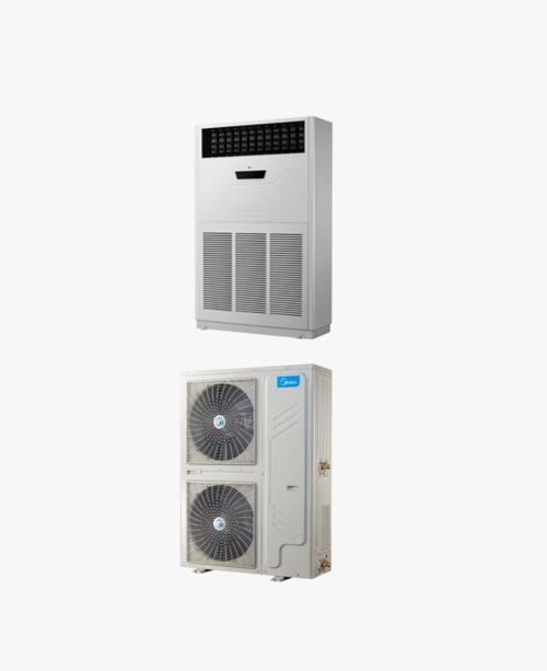 美的轻商系列-十匹风冷柜机