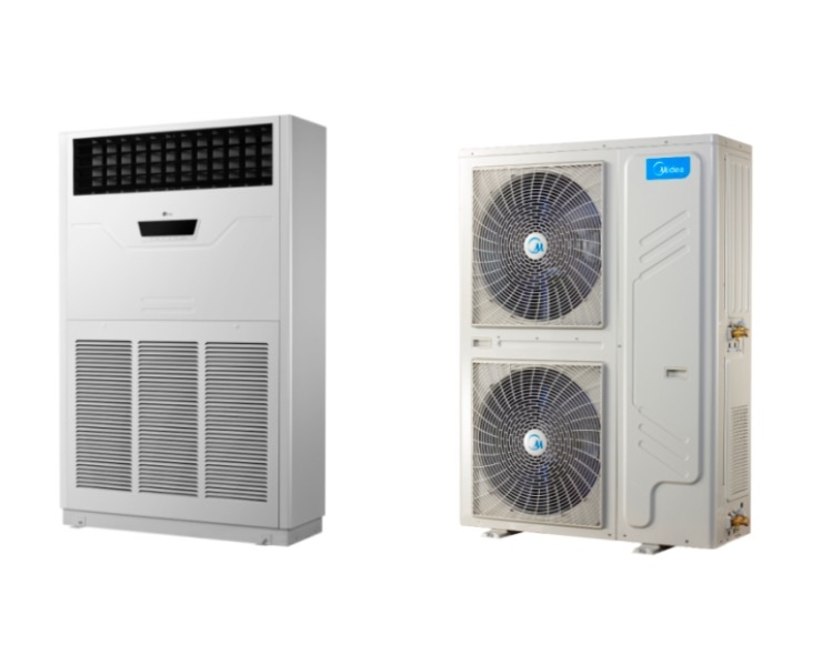美的轻型商用空调-美的中央空调商用解决方案